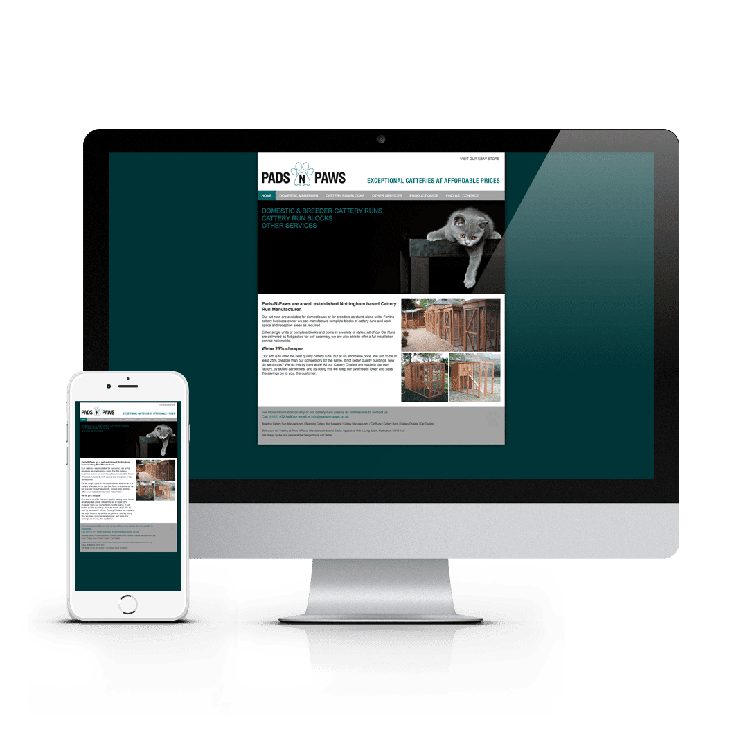 web-design-pads-n-paws