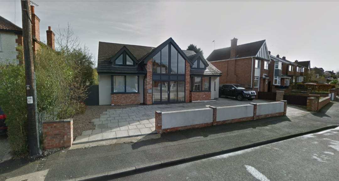 New Build, Sandiacre – Concept design to planning application