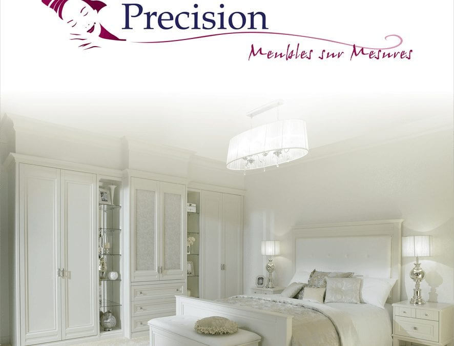 Precision Meubles – Promotional literature