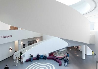 Museum of Liverpool – Concept design to manufacture & install