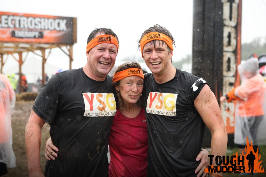 Tough Mudder done!