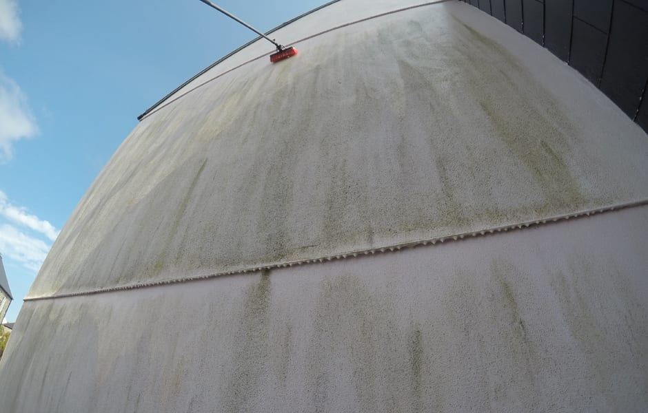 Render Soft Wash Cleaning in St Austell, Cornwall